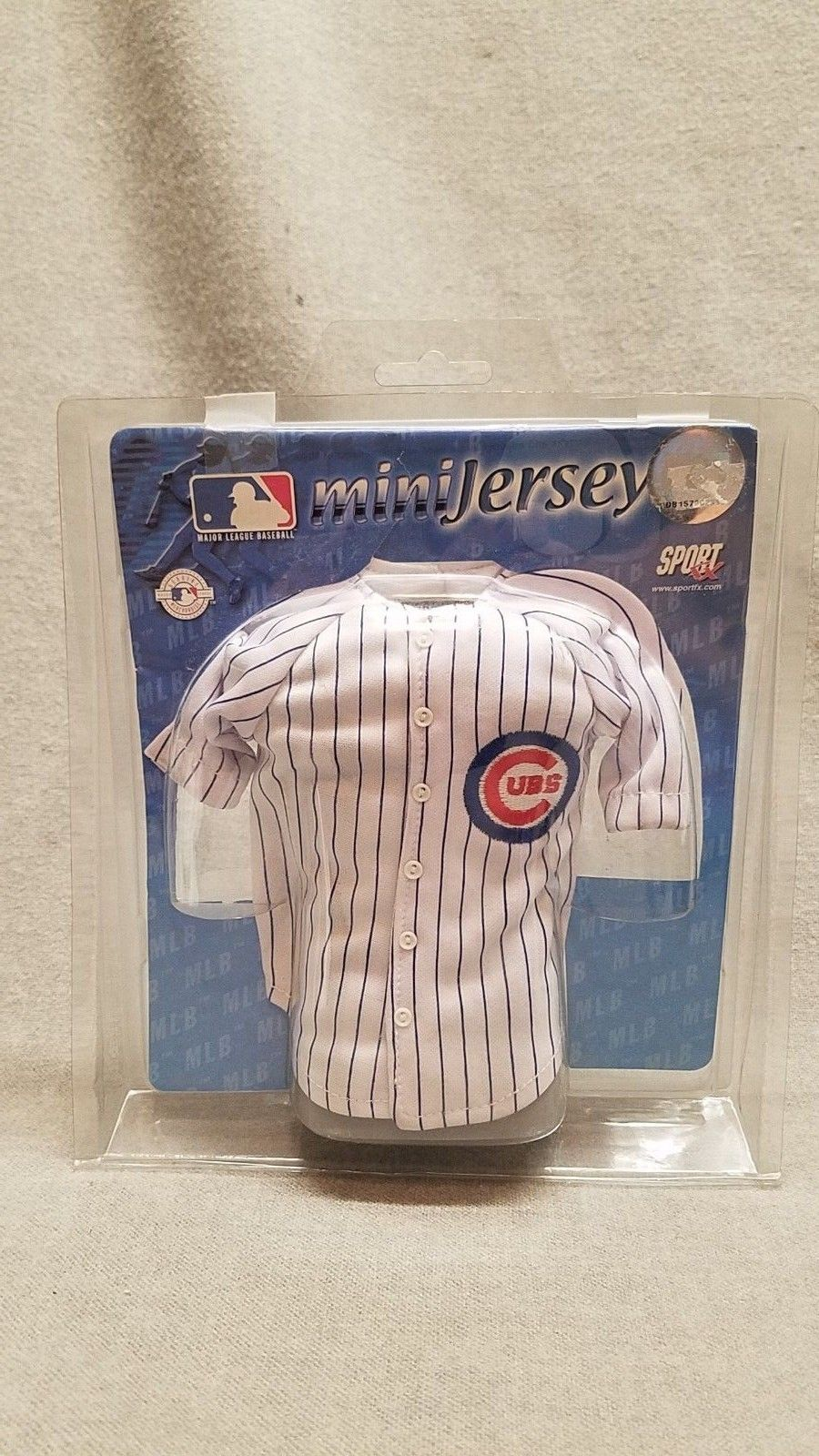 MIP Mini Baseball Jersey MLB Chicago Cubs