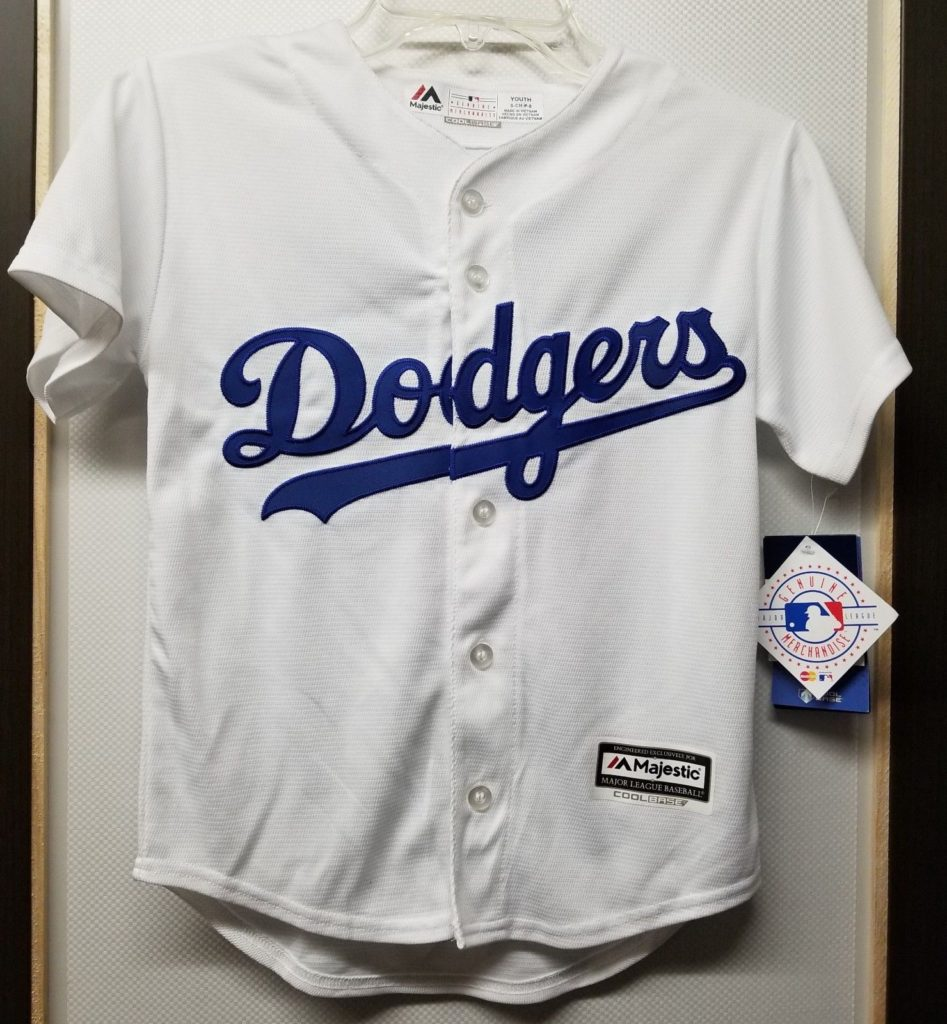 11289a87251 NWT Los Angeles Dodgers MLB Kids